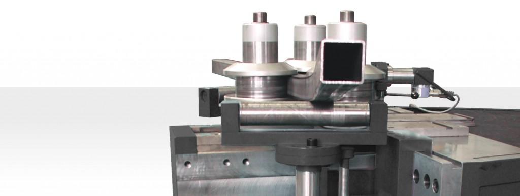 Profilbiegemaschinen - Optionen & Zubehör - 3D Biegen - Thoman Biegemaschinen