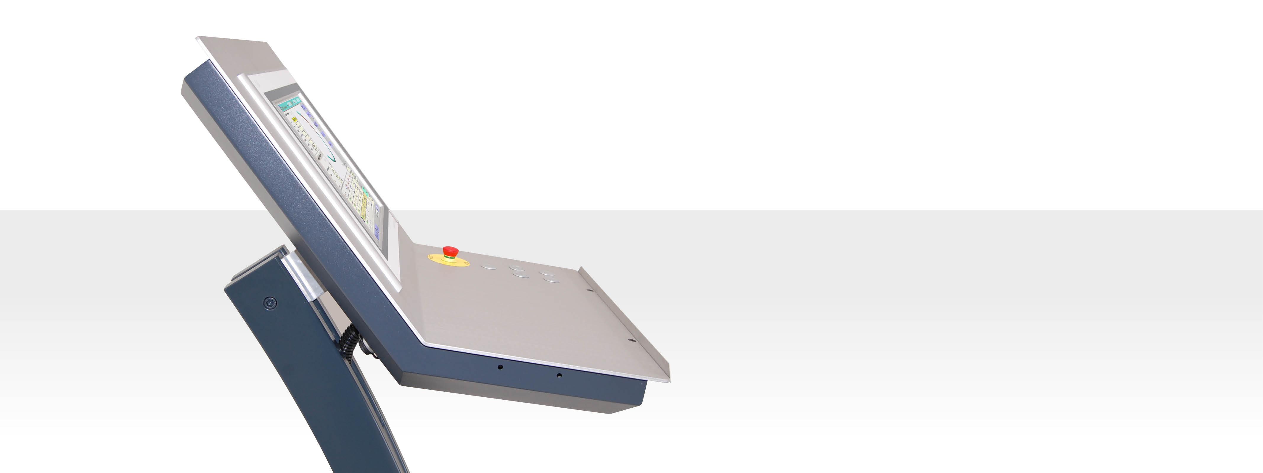 CNC-S Steuerungstechnologie für Biegesysteme - Thoman Biegemaschinen