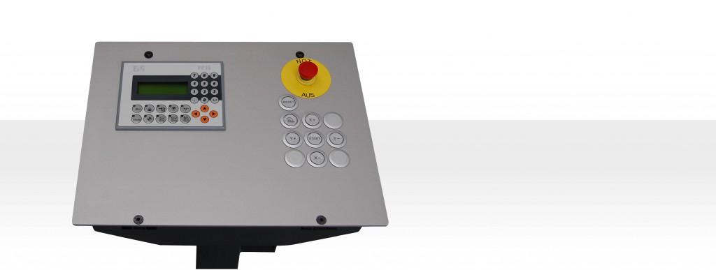 NC-Steuerung PP15 für Rohrbiegemaschinen - Thoman Biegemaschinen