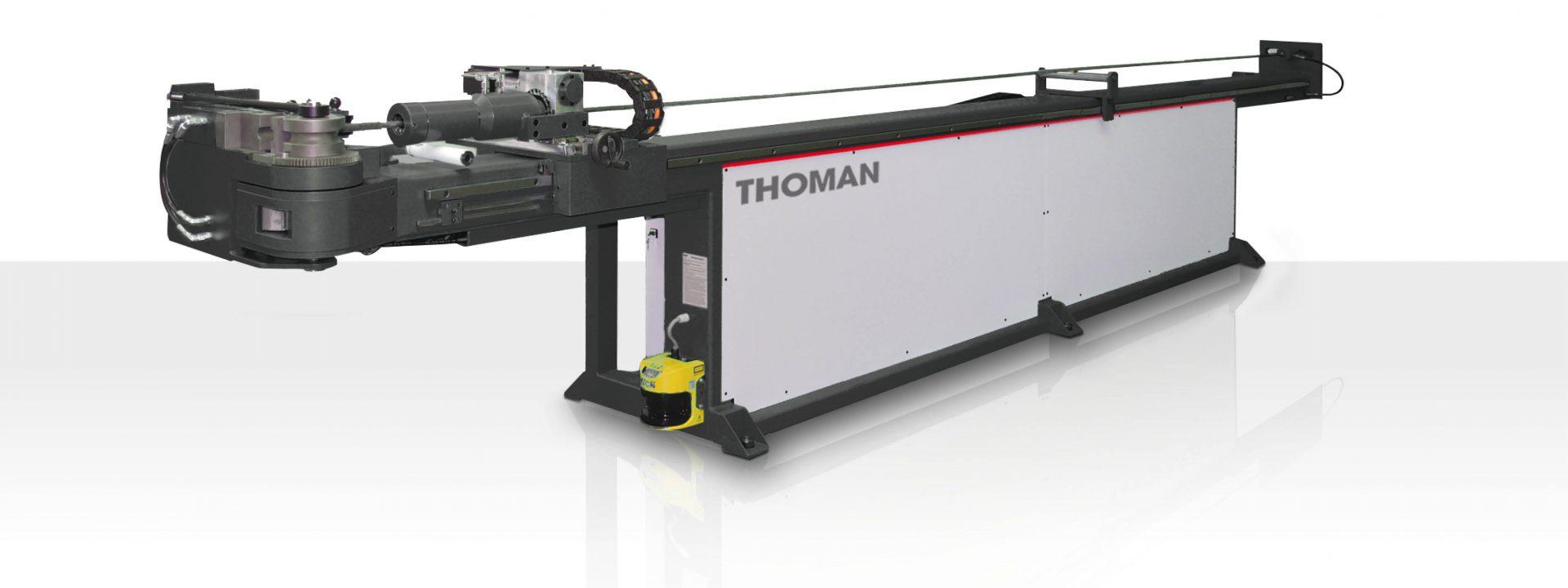 Rohrbiegemaschine - Rohrbiegen - vollautomatische NC Biegemaschine