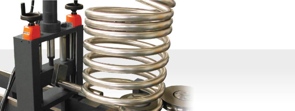 Spiral bending
