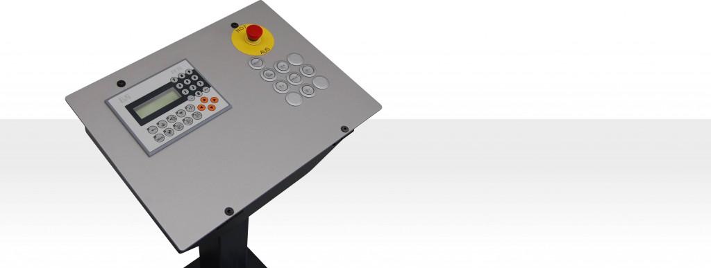 NC-Steuerung PP15 für Biegesysteme - Thoman Biegemaschinen