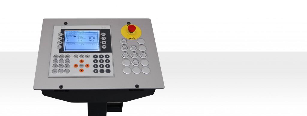 NC-Steuerung PP41 für Biegesysteme - Thoman Biegemaschinen