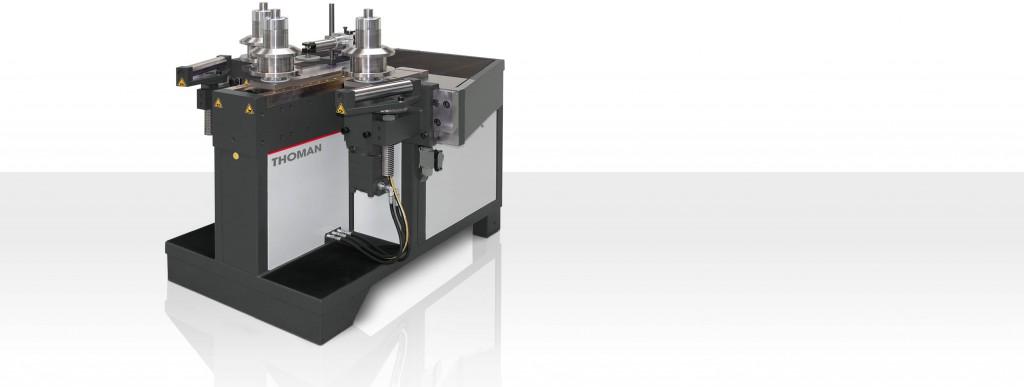 Profilbiegemaschine RB3 - Typ RB - Biegemaschine zum Profilbiegen