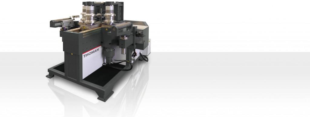 Profilbiegemaschine RB6 - Typ RB - Biegemaschine zum Profilbiegen
