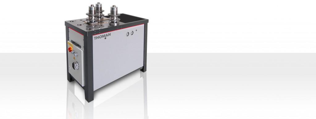 Universalbiegemaschine MultiBend 16 - Thoman Biegemaschinen