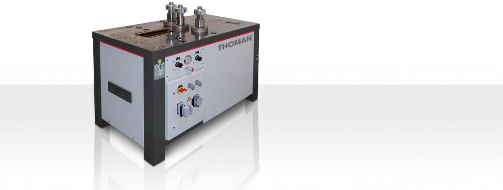Universalbiegemaschine MultiBend 30 - Thoman Biegemaschinen